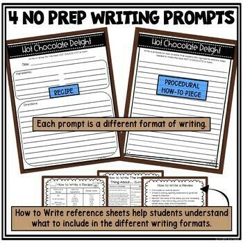 Hot Chocolate Activity