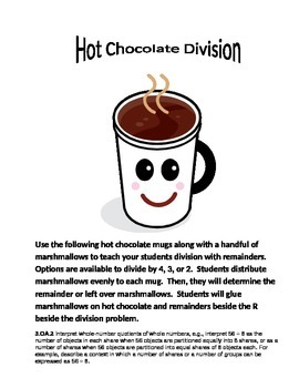 Hot Chocolate Division