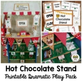 Hot Chocolate Dramatic Play Pack for Pre-K, Preschool and Tots