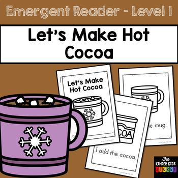 Hot Chocolate Emergent Reader