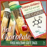 Hot Chocolate - FREE Gift Tags