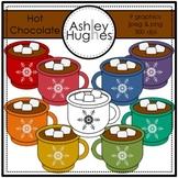 Hot Chocolate Clipart {A Hughes Design}