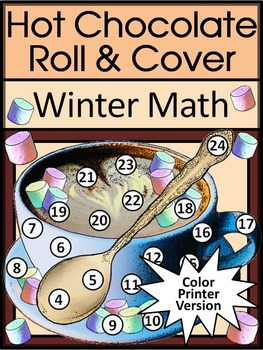 Hot Chocolate & Hot Cocoa Activities: Hot Chocolate Roll &