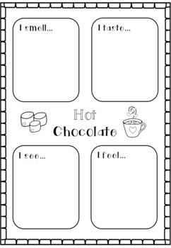 Hot Chocolate & Hot Cocoa Procedure Writing