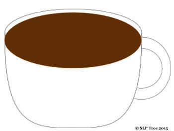 Hot Chocolate Articulation Craftivity S-Blend FREEBIE