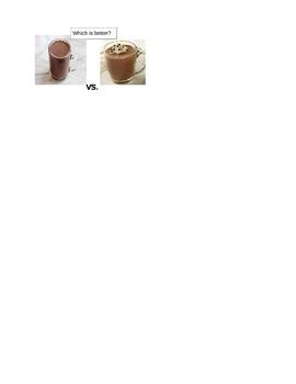 Hot Chocolate Investigation