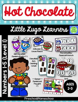 Hot Chocolate (Level 1) 5 Number Lessons Bundle