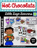 Hot Chocolate 5 Numbers (1-5) Lessons