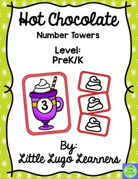 Hot Chocolate (Level 1) Number Towers