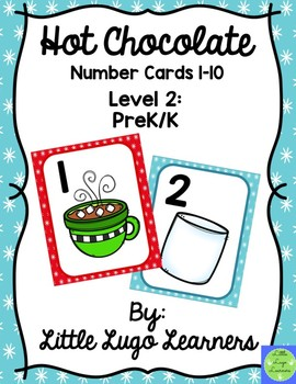 Hot Chocolate (Level 2) Number Cards 1-10