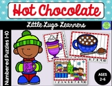 Hot Chocolate (Level 2) Numbered Puzzles 1-10