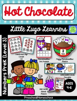 Hot Chocolate (Level 3) 5 Number Lessons Bundle