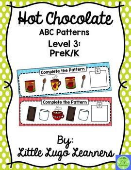 Hot Chocolate (Level 3) ABC Patterns