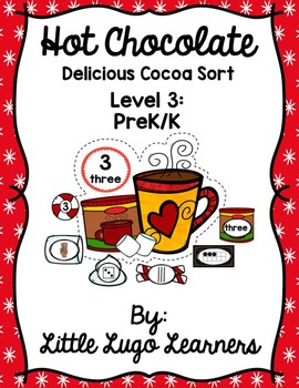 Hot Chocolate (Level 3) Delicious Cocoa Sort
