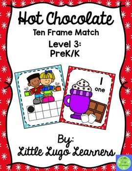 Hot Chocolate (Level 3) Ten Frame Match
