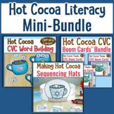 Hot Chocolate Literacy Centers Mini-Bundle