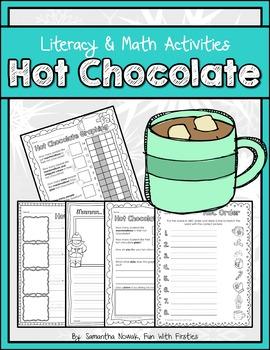 Hot Chocolate Literacy and Math Activities