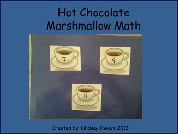 Hot Chocolate Marshmallow Math