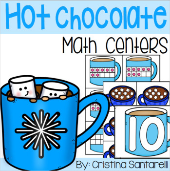 Hot Chocolate Math Centers
