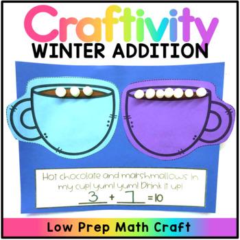 Hot Chocolate Math Craft