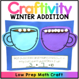 Hot Chocolate Math Craft