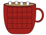 Hot Chocolate Math Make a 10 to Help you Add Using a Ten Frame Math Centers