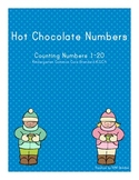 Hot Chocolate Numbers Math Game