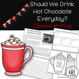 Hot Chocolate Opinion Writing
