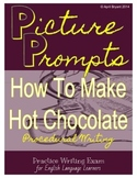 Hot Chocolate Picture Prompt
