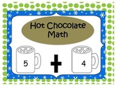 Hot Chocolate & Reindeer Math Problems