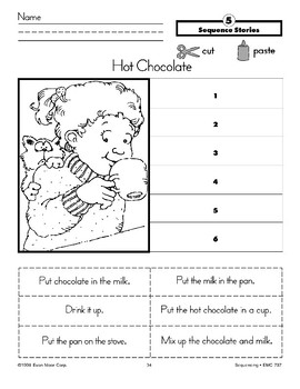 Hot Chocolate (Sequence Stories)