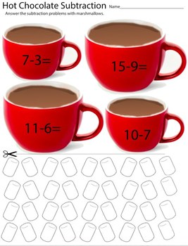 Hot Chocolate Subtraction
