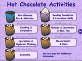 Hot Chocolate Theme - Traditional Math & Language Arts - A