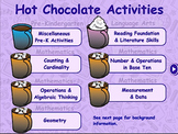 Hot Chocolate Theme - Traditional Math & Language Arts - S