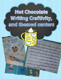 Hot Chocolate Themed Writing Craftivity and Math and Readi