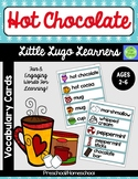 Hot Chocolate Vocabulary Cards