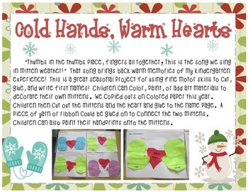 Hot Chocolate & Warm Hands: Two Winter Projects