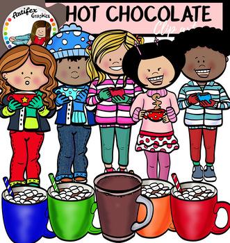Hot Chocolate clip art