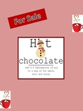 Hot Chocolate for Sale Money Match