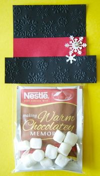 Hot Chocolate prize/gift (set of 12)