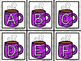 Hot Chocolate with Marshmallows ABC & 123 Matching Cards