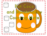 Hot Coco and Marshmallows Counting Mats