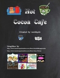 Hot Cocoa Cafe Dramatic Play Center
