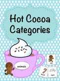 Hot Cocoa Categories