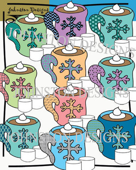 Hot Cocoa Clipart