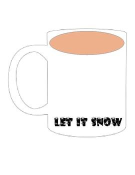 Hot Cocoa/ Coffee Mug Craft