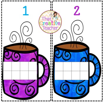 Hot Cocoa Counting