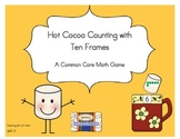 Hot Cocoa Counting with Ten Frames