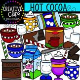Hot Cocoa {Creative Clips Digital Clipart}
