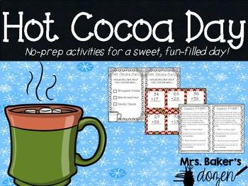 Hot Cocoa Day Freebie!
